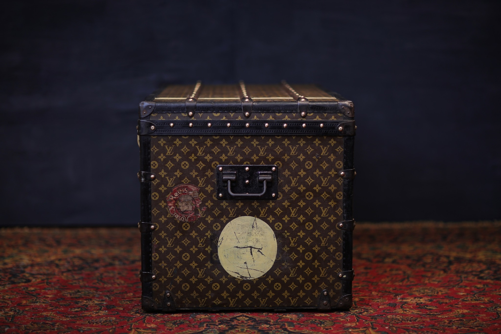 Louis Vuitton Steamer Trunk The Trunk